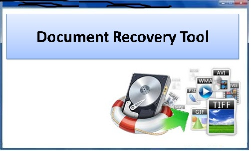 tool to recover documents on Mac Machine